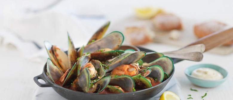 Cooking Class - Coastal Spain Seafood Tapas