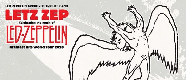 Letz Zep (UK Led Zeppelin Tribute)