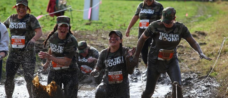 Palmerston North Loaded Tough Guy and Gal Challenge