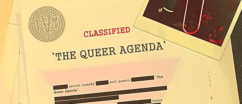 The Queer Agenda: CANCELLED