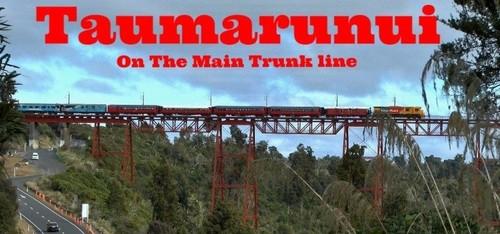 Taumarunui On the Main Trunk Line 2020: CANCELLED