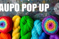 Wool on Wheels Pop Up - Taupo
