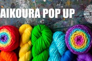Wool on Wheels Pop Up - Kaikoura