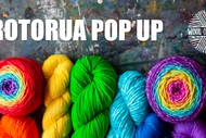 Wool on Wheels Pop Up - Rotorua