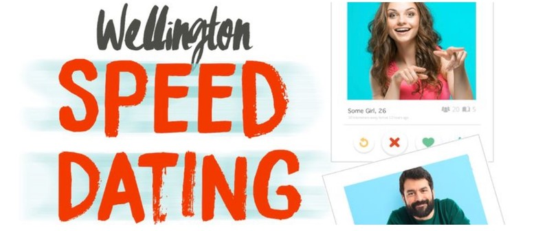 Wellington Speed Dating (Ages 30-39): CANCELLED