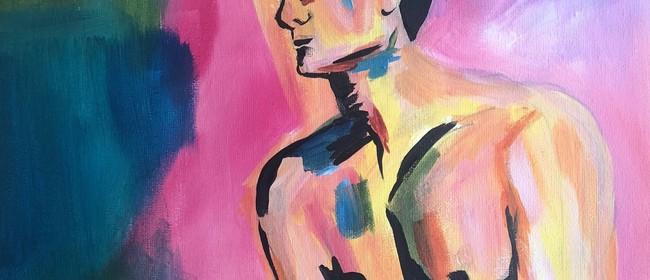 Paint & Wine Night - Female Gaze - Paintvine