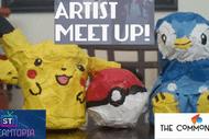 Streamtopia Arts Meet Up