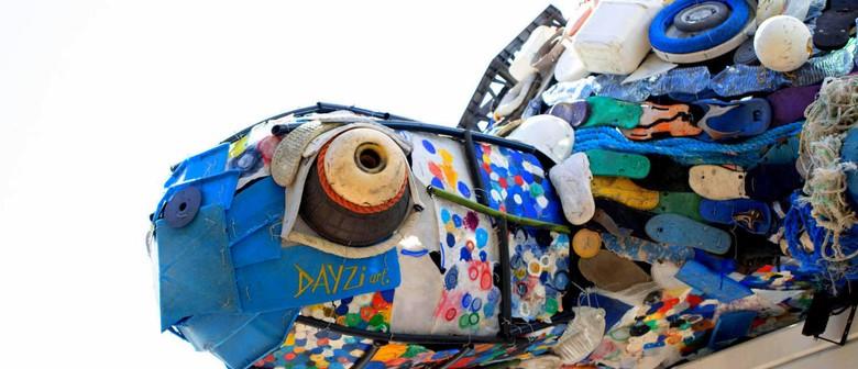 CAN Seaweek Plastic Fantastic Sculpture Challenge