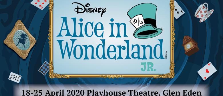 Disney's Alice In wonderland Jr: CANCELLED