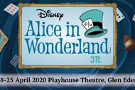 Disney's Alice In wonderland Jr: CANCELLED