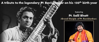 Tribute to Pt. Ravi Shankar: CANCELLED