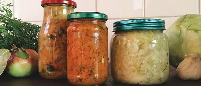 Vegetable Fermentation and Sourdough Bread: CANCELLED