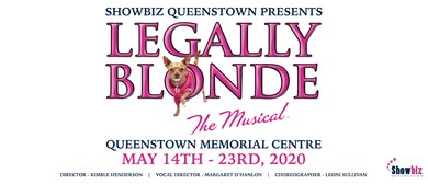 Legally Blonde the Musical: CANCELLED