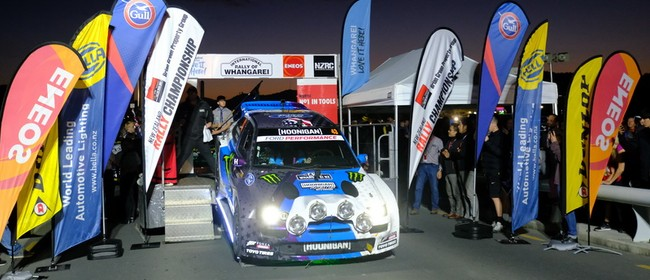 International Rally of Whangarei: POSTPONED