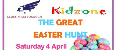 The Great Easter Hunt: CANCELLED