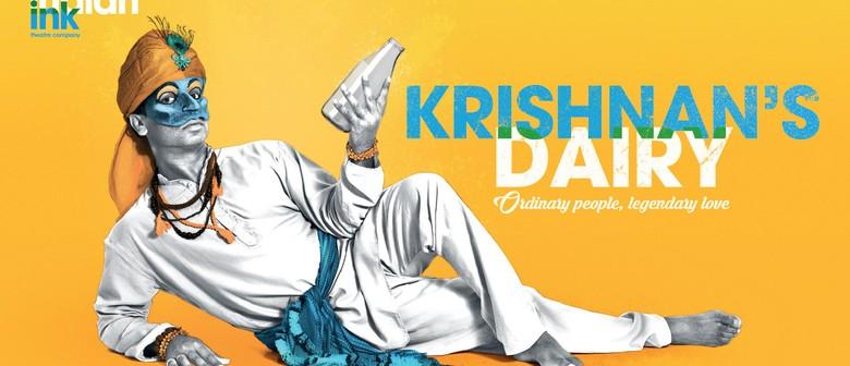 Krishnan's Dairy: CANCELLED