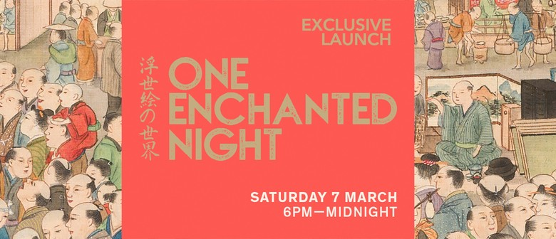 One Enchanted Night: Exclusive Launch