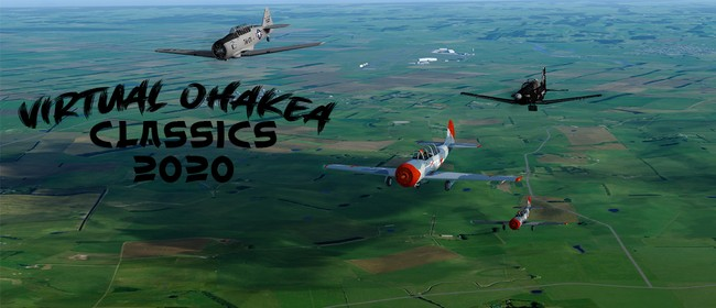 The Annual Virtual Ohakea Classics Airshow 2020