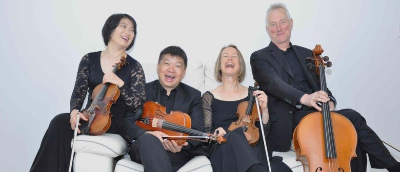 Aroha String Quartet: CANCELLED