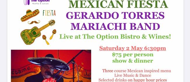 Mexican Fiesta with Gerardo Torres & Band