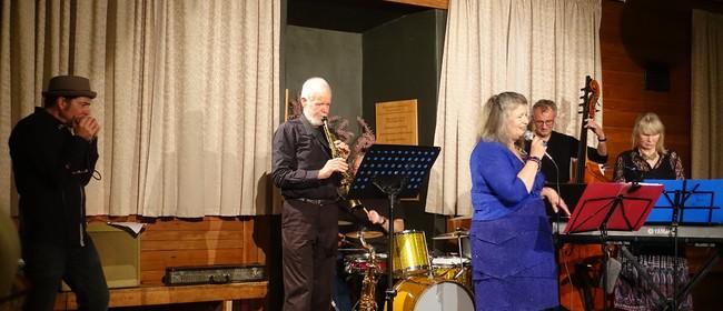 Muddy Mama's Blues Band - Live and Bluesy Seasoned With Jazz: CANCELLED