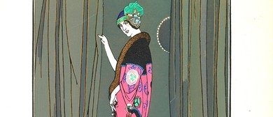 Japonism in Fashion lectures by Angela Lassig: POSTPONED