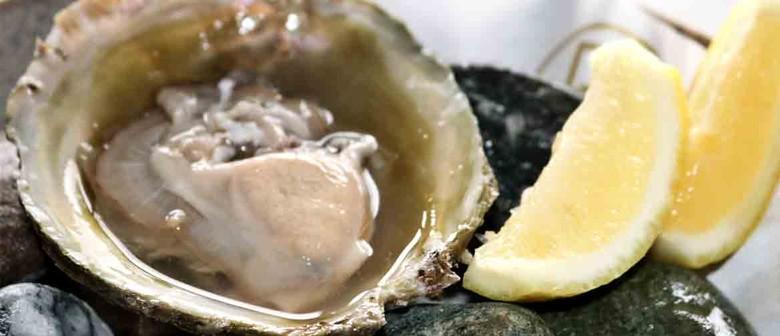 Boardwalk Queenstown's Bluff Oyster Season