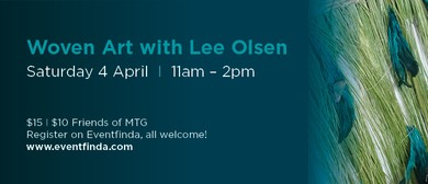 Woven Art with Lee Olsen: CANCELLED