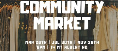 Mt Albert Community Night Market