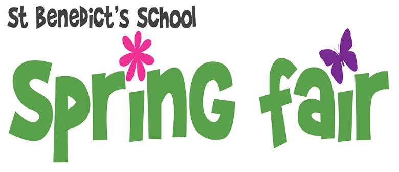 St Benedict's School Spring Fair 2020