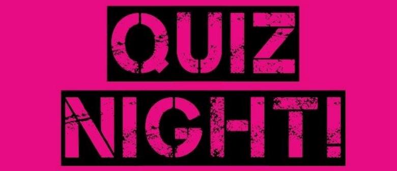 Arcadia Quiz Night: CANCELLED