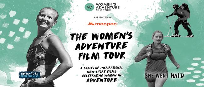 Women's Adventure Film Tour 2020 - Auckland (Titirangi)