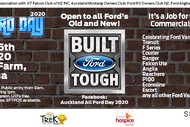Auckland All Ford Day