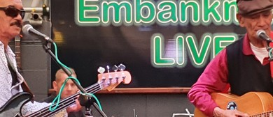Embankment Jam: CANCELLED