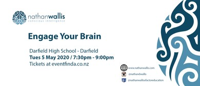 Engage Your Brain - Darfield: CANCELLED