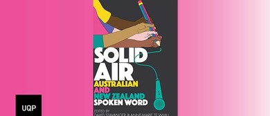 Solid Air Anthology - Spoken Word Showcase