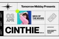 Tomorrow Midday: CINTHIE