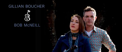 Gillian Boucher & Bob McNeill CD Release