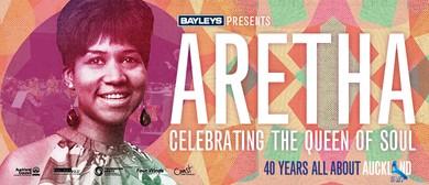 Bayleys presents: Aretha
