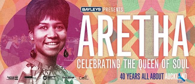 Bayleys presents: Aretha: CANCELLED