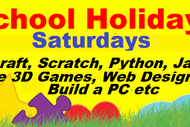 Saturday & School Holiday Computer Classes or Birthday Party