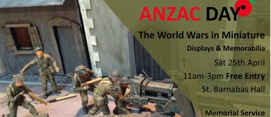 The World Wars In Miniature