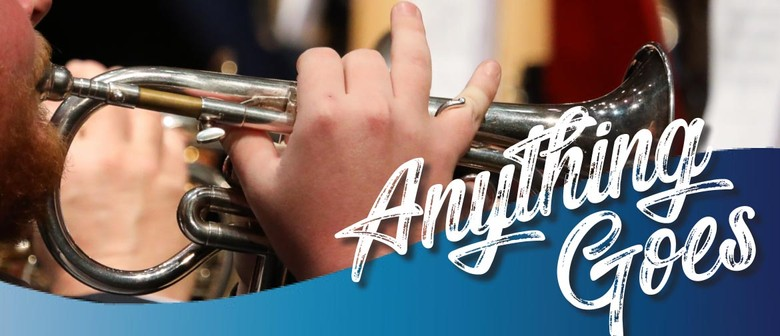 Anything Goes With Hamilton City Brass