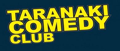 Taranaki Comedy Club - May: CANCELLED