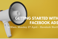 Workshop: Getting Started with Facebook Ads