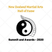 New Zealand Martial Arts Hall of Fame 2020