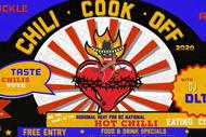 Bareknuckle BBQ Chili Cook Off 2020