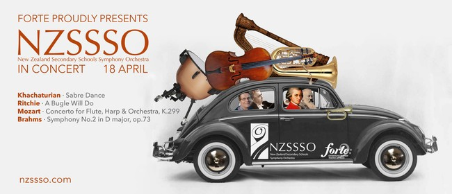 NZSSSO 60th anniversary formal concert: CANCELLED