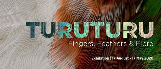 Turuturu: Fingers, Feathers & Fibre Exhibition