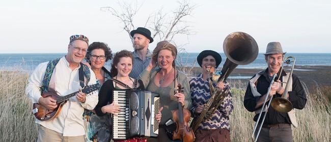 Klezmer Rebs: Eastern European Yiddish/Jewish Ethnic Music: CANCELLED